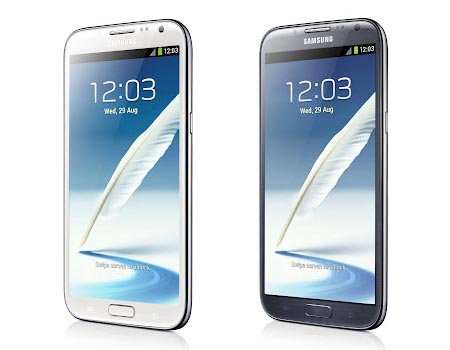Samsung Galaxy Note 2 Announced