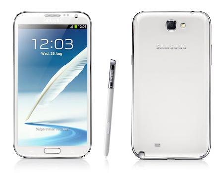 Samsung Galaxy Note 2 Announced