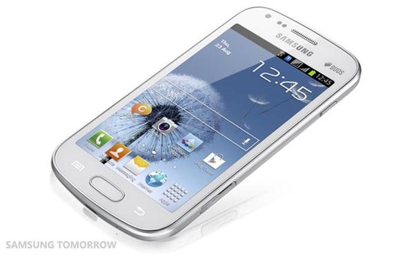 Samsung Galaxy S DUOS Android Phone Announced