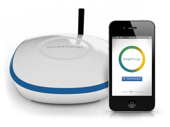 SmartThings Make Your Home Smarter