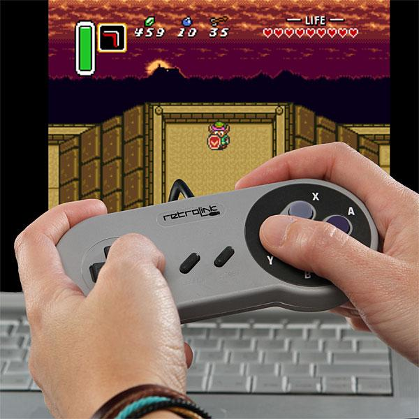 SNES USB Game Controller