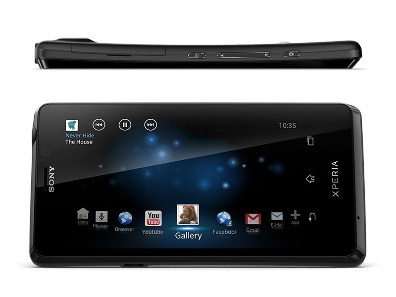 Sony Xperia T Android Phone Announced