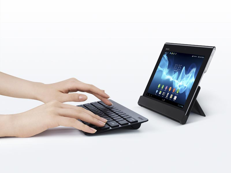 Sony Xperia Tablet S Announced