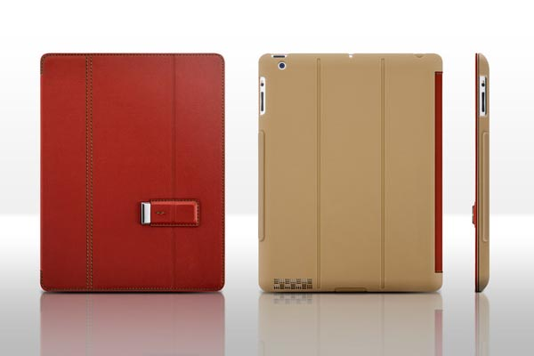 SwitchEasy Pelle iPad 3 Case