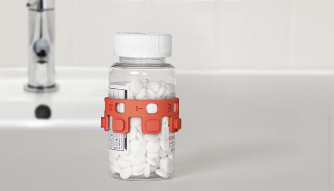 Tally Prescription Bottle Tracker