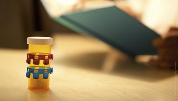 Tally Prescription Bottle Tracker