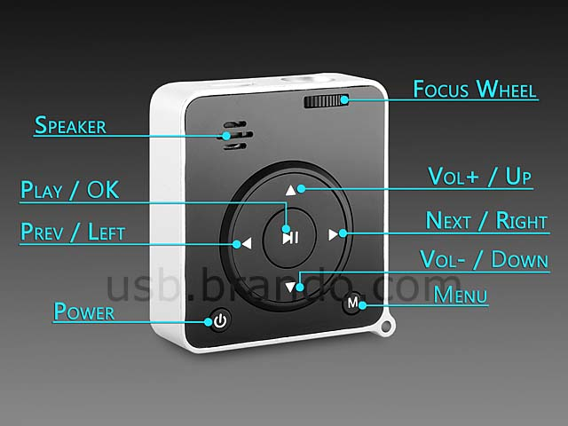 The Pico Projector With Media Player Gadgetsin