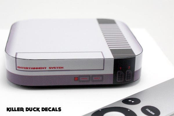 Turn Your Apple TV into Retro Game Console
