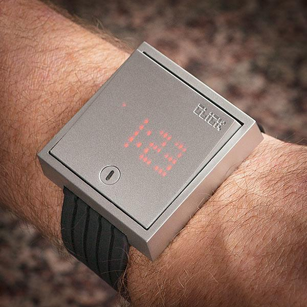 Wall Switch Wrist Watch