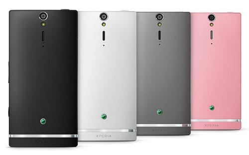 Sony Xperia SL Android Phone
