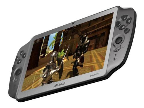 Archos GamePad Gaming Tablet Announced