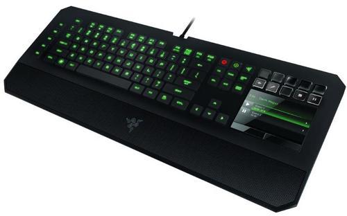 Razer DeathStalker Ultimate Gaming Keyboard Announced