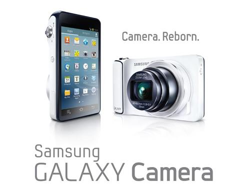 Samsung Galaxy Camera Announced