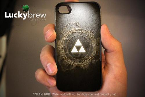 The Legend of Zelda iPhone 4 Case