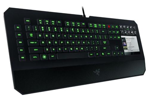 Razer DeathStalker Ultimate Gaming Keyboard Announced