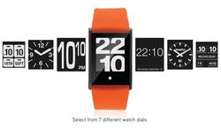 Touch Time Digital Watch with Touch Screen