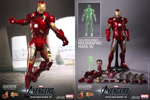 Iron Man Mark VII Collectible Action Figure