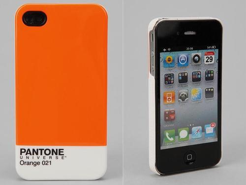 Case Scenario Pantone iPhone 4 Case
