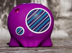 Boombotix Boombot2 Portable Wireless Speaker