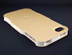 The Alfa Aluminum iPhone 4 Case