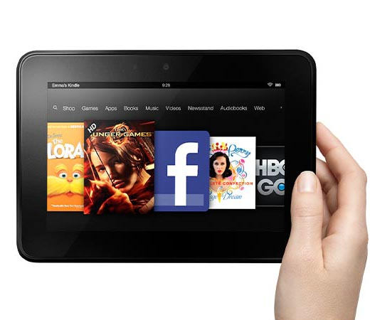 Amazon Kindle Fire HD 7 Now Available