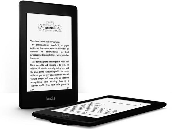 how to shop for kindle e-book on iphone
