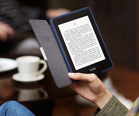 Amazon Kindle Paperwhite Leather Case