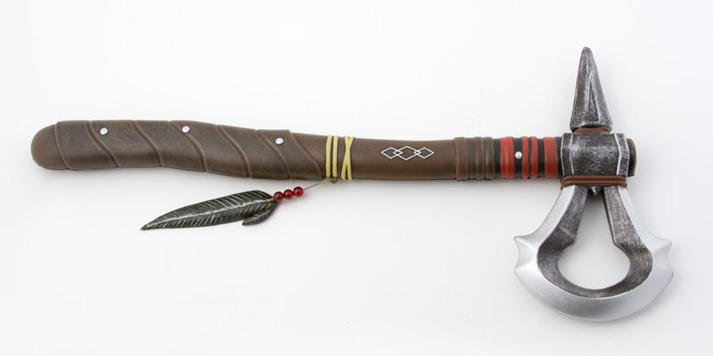 Assassin's Creed 3 Foam Tomahawk Replica