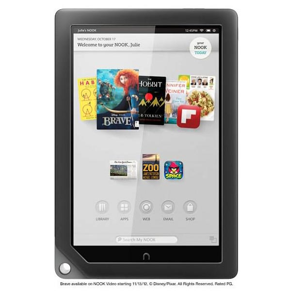 Barnes & Noble NOOK HD+ Android Tablet