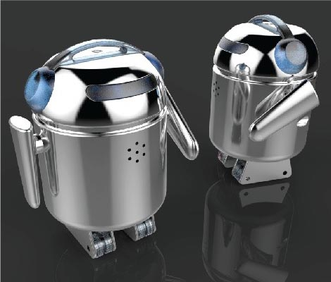 BERO Bluetooth Remote Control Robot