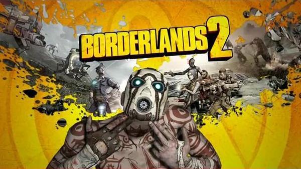 Borderlands 2 Launch Game Trailer