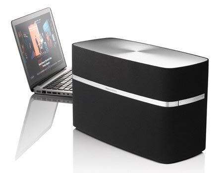 Bowsers & Wilkins A7 AirPlay Wireless Speaker System