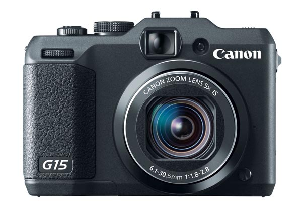 Canon PowerShot G15 Digital Compact Camera Announced