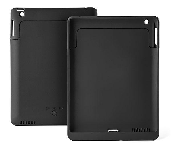ccPad iPad 2 Case with Backup Battery