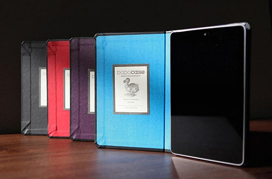 DODOcase Hardcover Google Nexus 7 Case