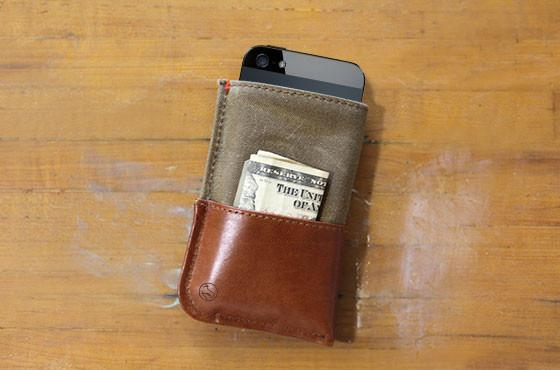 DODOcase iPhone Wallet for iPhone 5 & 4