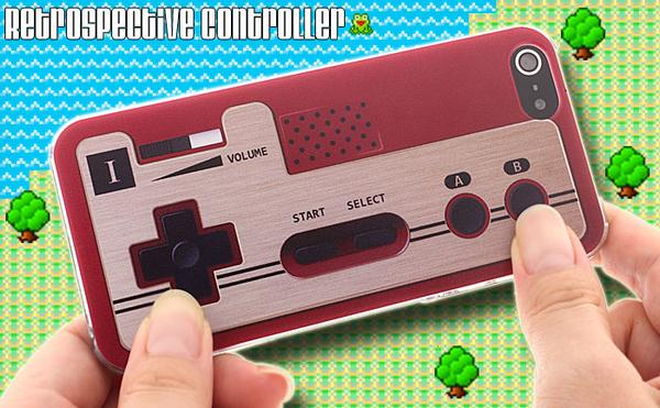 Famicom Game Controller iPhone 5 Case