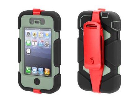Griffin Survivor Custom iPhone 4 Case
