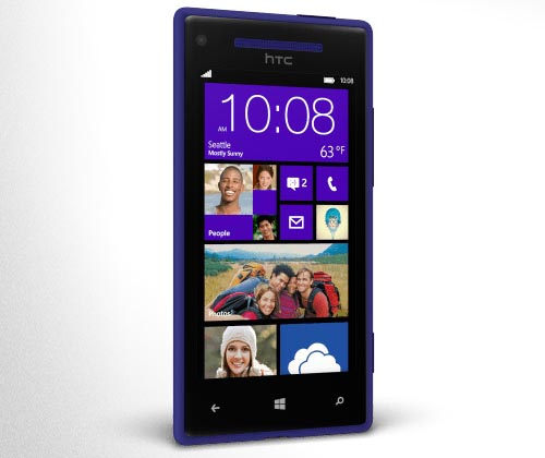 HTC 8X Windows Phone 8 Smartphone Announced