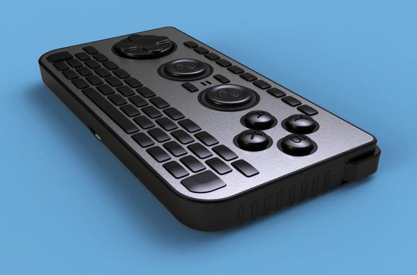 iControlPad 2 Open Source Game Controller