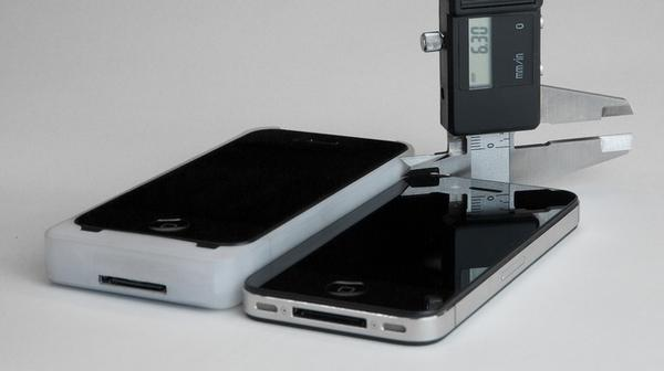 iExpander An Expansion Device for iPhone 4 and iPhone 5