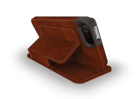 Kensington Portafolio Duo Wallet iPhone 5 Case