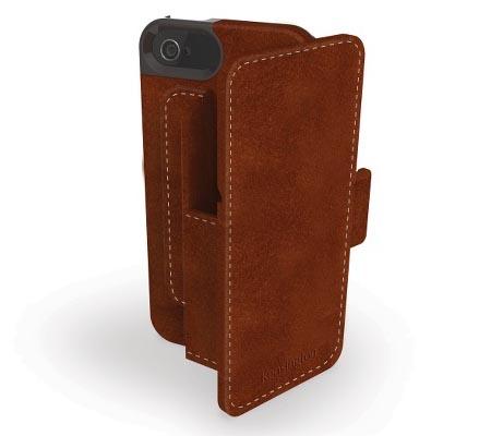 Kensington Portafolio Duo Wallet iPhone 5 Case