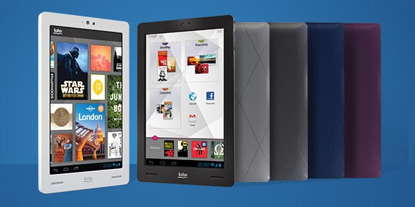 Kobo Arc Android Tablet Announced