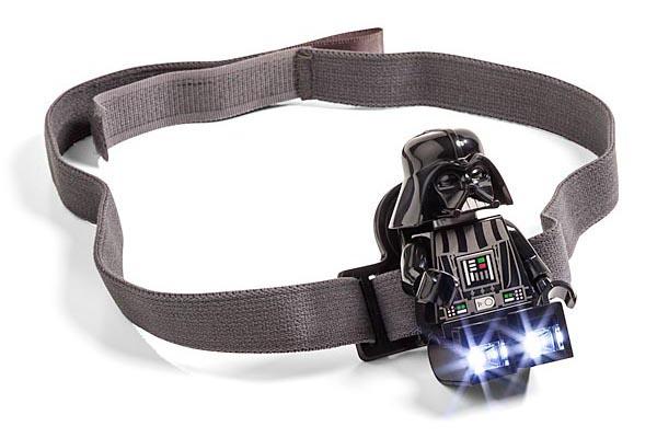 LEGO Star Wars Darth Vader Minifigure Head Light
