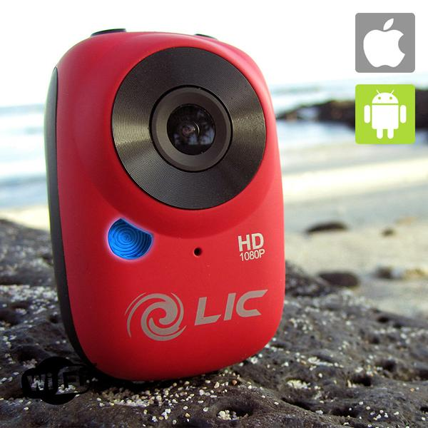 Liquid Image Ego WiFi HD Action Camera