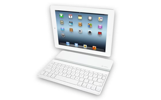 Logitech Ultrathin iPad 3 Keyboard Cover White Edition