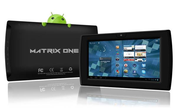 Matrix One Android Tablet