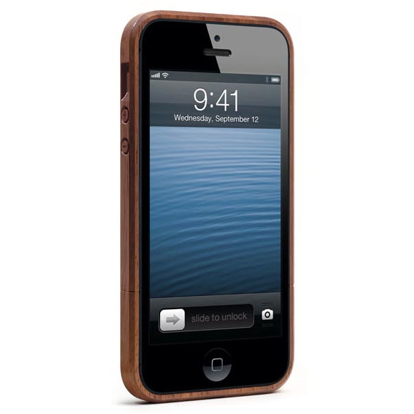 Miniot iWood iPhone 5s case