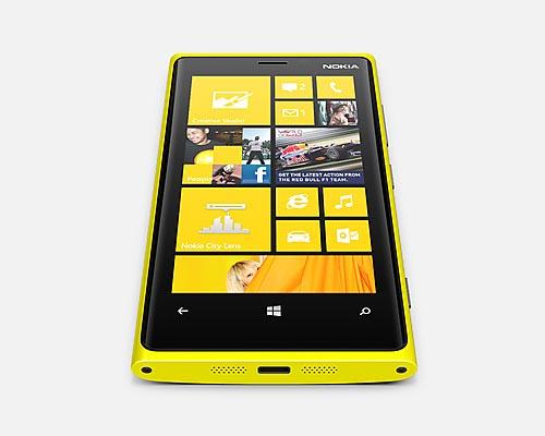 Nokia Lumia 920 Windows Phone 8 Smartphone Announced